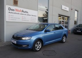 ŠKODA Rapid Smart 1.0TSI 110CP M6