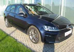 VW Noul Golf Var. Comfortline 1.6 TDI DSG