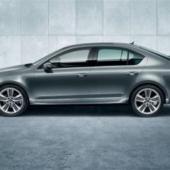 New Octavia Liftback