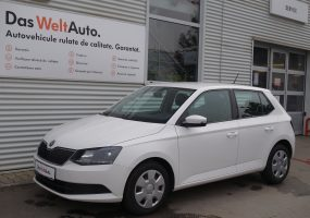 SKODA Fabia Ambition Small Fleet 1.0MPI 75CP