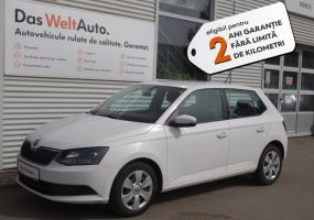 ŠKODA Fabia Ambition SmallFleet
