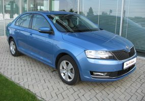 ŠKODA Rapid SMART 1.0 TSI 110cp M6tr