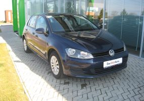 VW Golf Comfortline 1.6 TDI DSG Euro 6