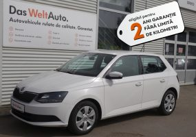Skoda Fabia Ambition Small Fleet