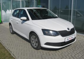 ŠKODA Fabia Ambition Small Fleet 1.0 MPI