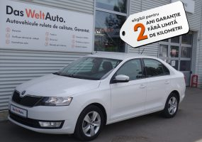 ŠKODA Rapid SMART 1.4TDI 90CP