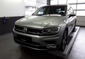 VW Tiguan Highline 2.0 TDI 150 CP DSG 4Motion