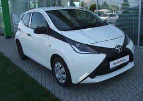 Toyota Aygo 1,0 VVT-i xcite
