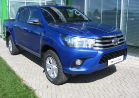 Toyota Hilux DK Country 4×4 2,4 D-4D
