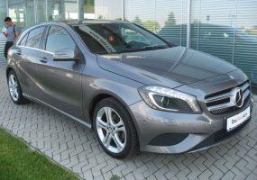 Mercedes-Benz A 200 CDI BlueEfficiency Aut.