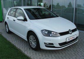 VW Golf Trendline 1.6TDI/110CP, M5