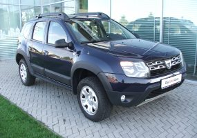 Dacia Duster Lauréate dCi 110 4WD