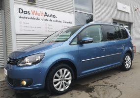 VW Touran HighLine 2.0TDI 140CP DSG