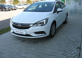 Opel Astra ST 1,6 CDTI 136 CP Ecotec Edition Aut.